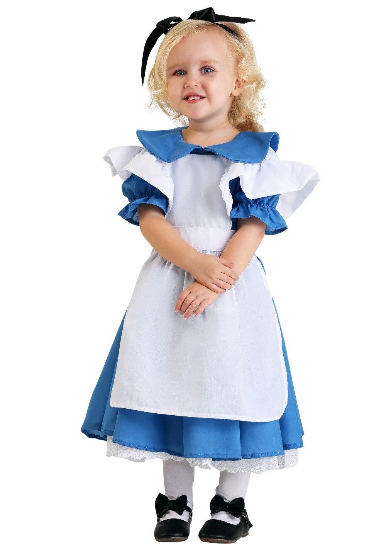 Little Kid//Big Kid Report Kids Girls Alice