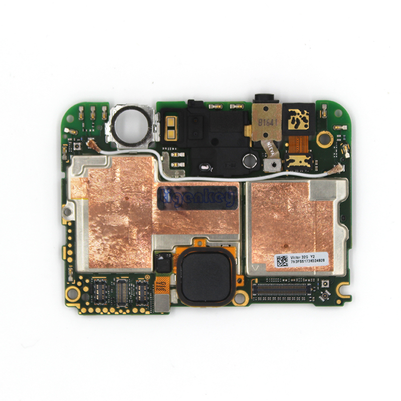 Tigenkey 100 UNLOCKED 32GB Work For Google Nexus 6P Mainboard Original For Google Nexus 6P Motherboard