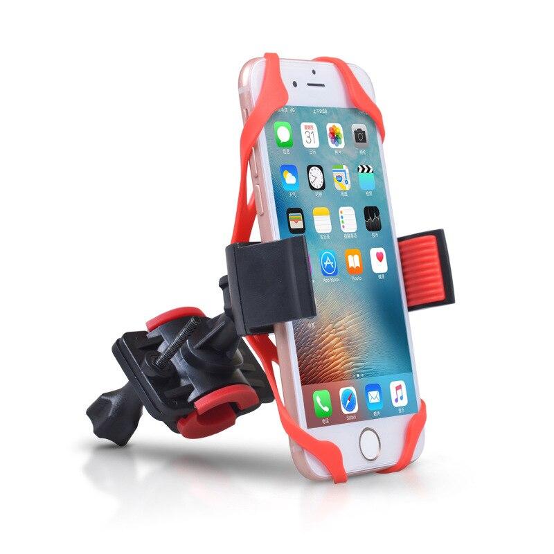 Soporte para teléfono móvil para scooter Eléctrico SUPERTEFF compatible para la mayoría de teléfonos inteligentes de marca como Iphone/Samsung/Huawei/Xiaomi