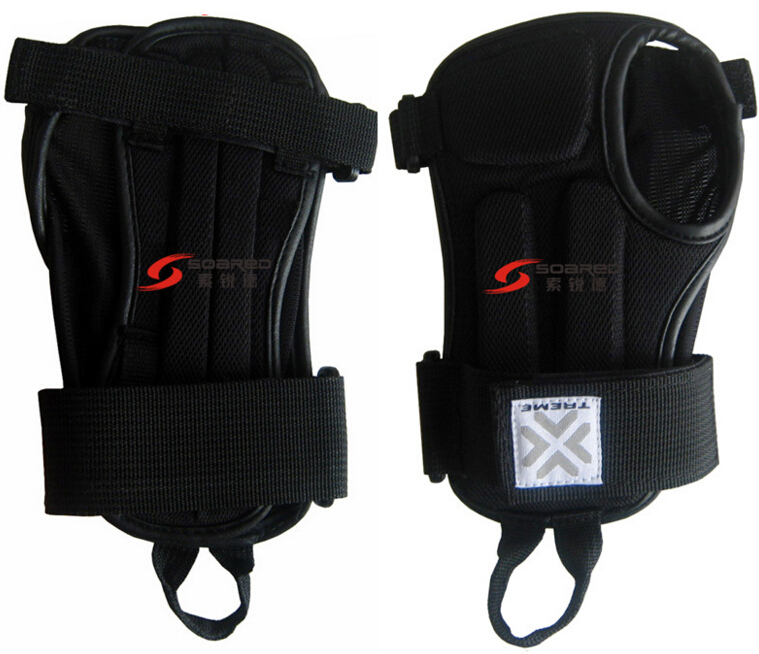 OUtdoor Sports Skating Armguard Sport Wrist Support Hand Protector Adjustable Skiing Hand Guard Roller Skating Palm Padded