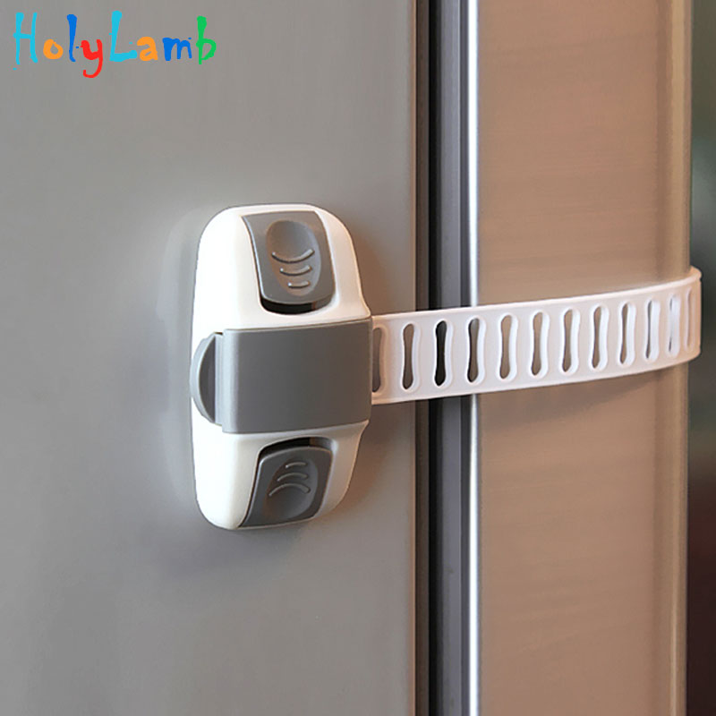Baby Safety Protection Drawer/Fridge/Cabinet/Toilet Lock Protection Of Children Castle Child Lock Children's Safety Security
