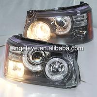 Для Land Rover Range Rover Sport светодиодный фонарь для глаз ангела с HID 2010 2012 года