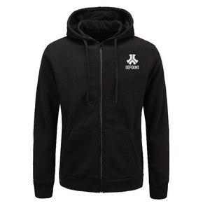 Image 5 - 2017 New Defqon 1 Rock Band Hip Hop Men Hoodies Sweatshirts Winter Autumn Zipper Fleece Casual Jackets Hoodie male clothing