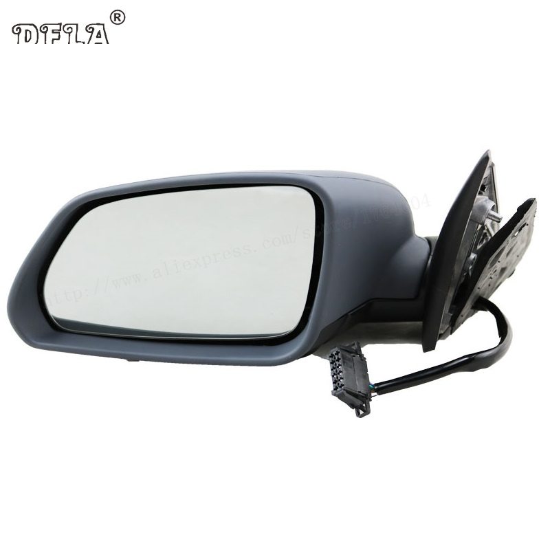Car Mirror For Skoda Octavia MK2 A5 2004 2005 2006 2007 2008 Car Styling Heated Electric Wing Side Mirror Driver Left Side