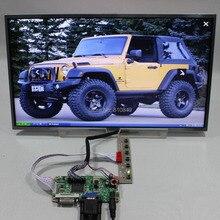 DVI+VGA lcd controller board+15.6inch B156HW01 LP156WF1 N156HGE 1920*1080 lcd