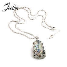 2015 Vintage Crystal Pendant  Necklace Long Party Min $20(can mix)
