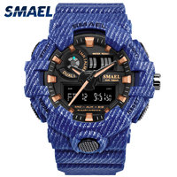 Cowboy Sport Watch New Military Watches Army Digital Writwatch LED 50m Waterproof Men S Watch Saat