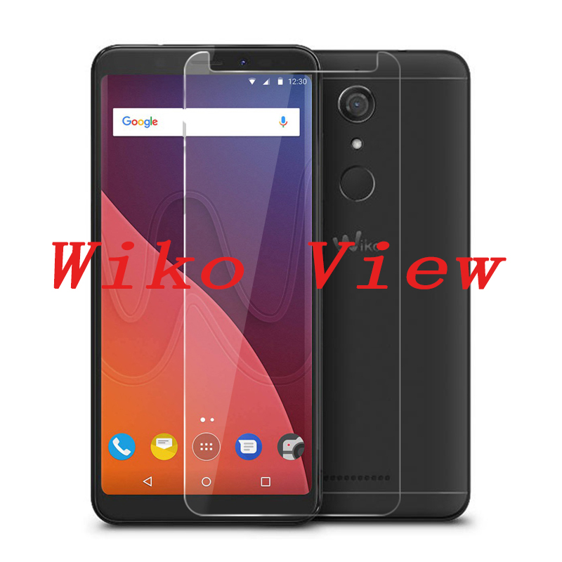 2PCS NEW Screen Protector Phone For Wiko View 5.7
