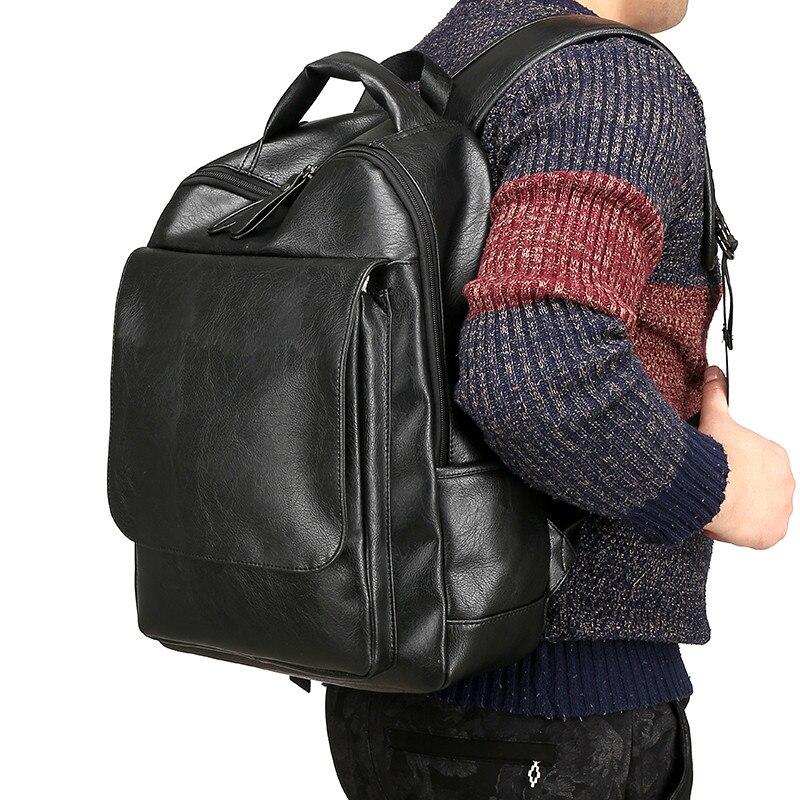 Sac à bandoulière tendance pour hommes jeunes étudiants version coréenne du sac à bandoulière décontracté simple collège vent sac d'ordinateur sac de voyage