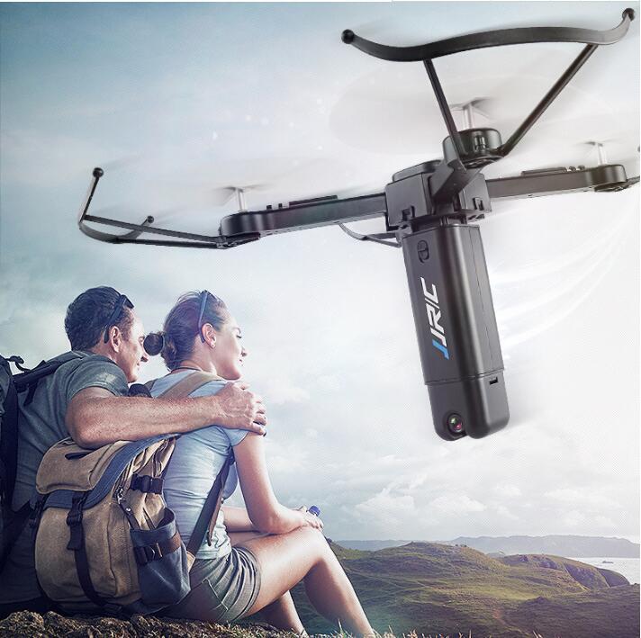 2018 new Creative Rocket Toy kids H51 Mini Selfie font b Drone b font With Camera