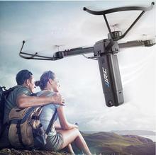 2018 baru Kreatif Roket Mainan anak-anak H51 Mini Selfie Drone Dengan kamera Panorama 360 Derajat 720 P Wifi Kamera FPV Quadcopter vs X8W