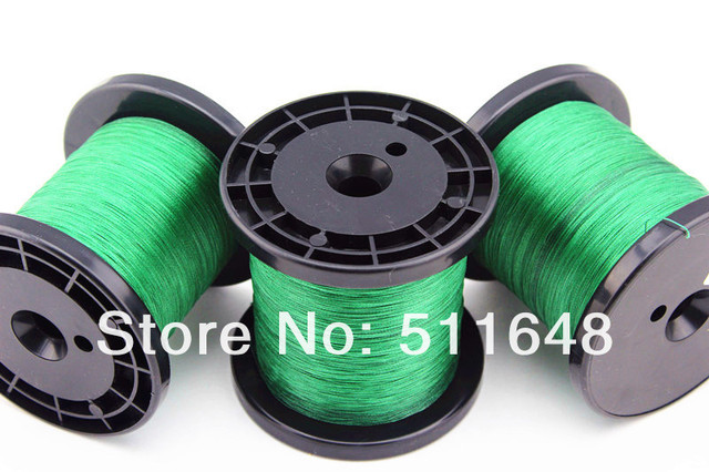 Free Shipping 1000M/Piece 30LB PE Extreme Braid Fishing Line