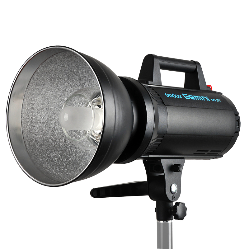 Godox GS300 300WS Pro Studio Strobe Flash Light Lamp Head ...