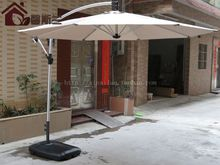 Garden and outdoor advertising umbrella sun leisure commercial security booth beach banana shade