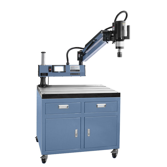 Screen Touch CE Certificate Horizontal Electric Tapping Machine M6 To M30