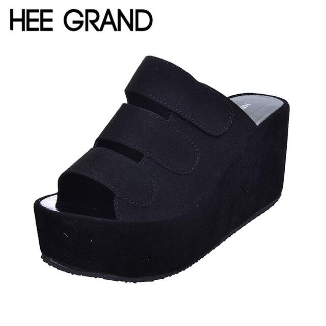 Peep Sandals black Supa Slydes rw2DRs