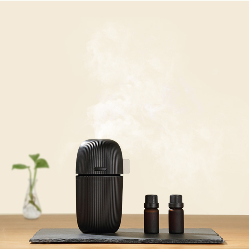 USB Car Essential Oil Diffuser | Electric Ultrasonic Aroma Nebulizer Aromatherapy Diffusers Air Refresher for Car ladybird shape humidifiers cartoon nebulizer suitable for car