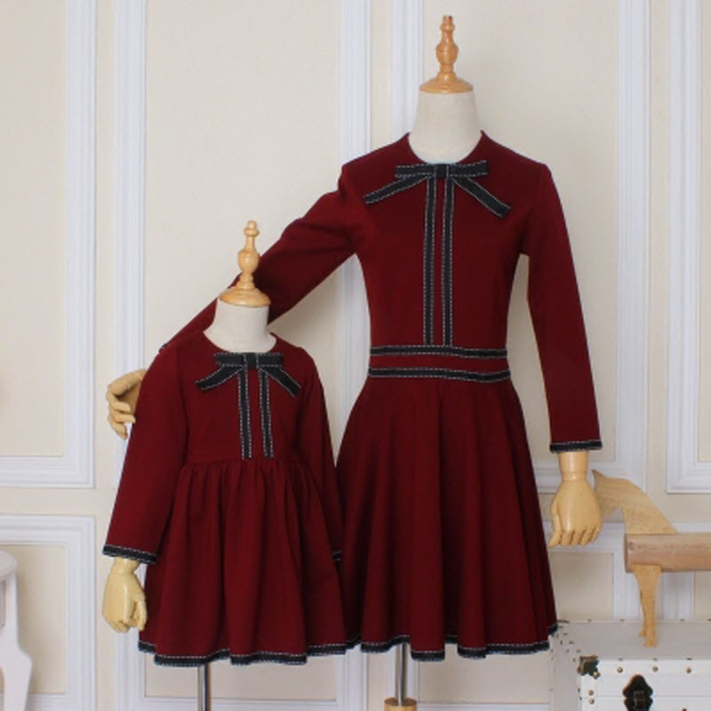 mother daughter matching dresses family clothing party formal Women kids baby girl sister clothes mae e filha roupas combinando 2018 fashion mother daughter dresses girls lace dress family matching outfits mae e filha vestido family matching clothes