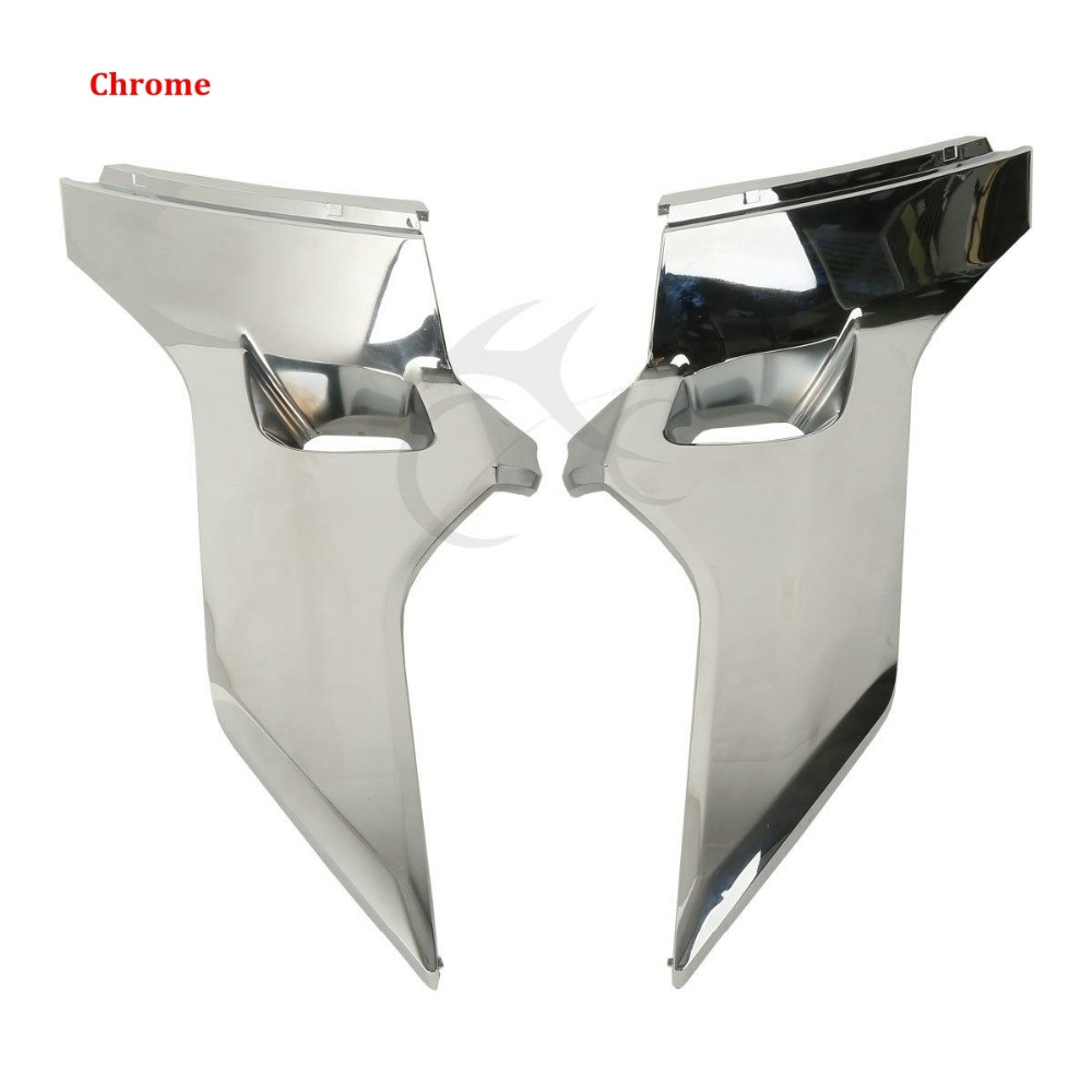 Side Cover Fairing Protectors For Honda Goldwing GL 1800 HPNME 2012-2015 13 14 motorcycle 4 Colors unpainted white injection molding bodywork fairing for honda vfr 1200 2012 [ck1051]
