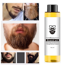 Mokeru 30ml Natural Barba Oil Serum Organic Beard Oil Hair loss Products Beard G