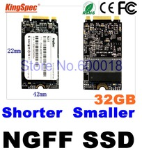 kingspec NGFF SSD 128GB Solid State Drive smaller than pcie msata ssd For thinkpad for lenovo internal hard disk MAX 64GB 256GB