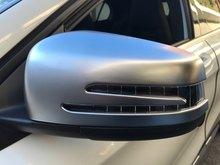 2pcs ABS Matte Chrome Car Door Wing Mirror Rearview Cap Cover Trim For Mercedes Benz GLA X156 2014 2015 Car Accessories