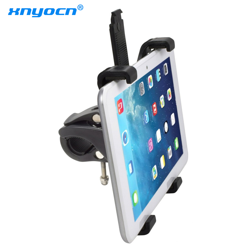 7-11 Adjustable Universal Microphone Stand Bicycle Handlebar Tablet Mount Holder For Ipad 4/3 For Google for Samsung Tab Holder7-11 Adjustable Universal Microphone Stand Bicycle Handlebar Tablet Mount Holder For Ipad 4/3 For Google for Samsung Tab Holder