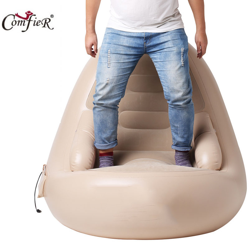 Luxury Multifunctional Electric body Massager Chair Inflatable Sofa Home Massage Armchair+Inflator pump 9 Mode 110-240V fully automatic zero gravity massage chair luxury multifunctional electric massage sofa