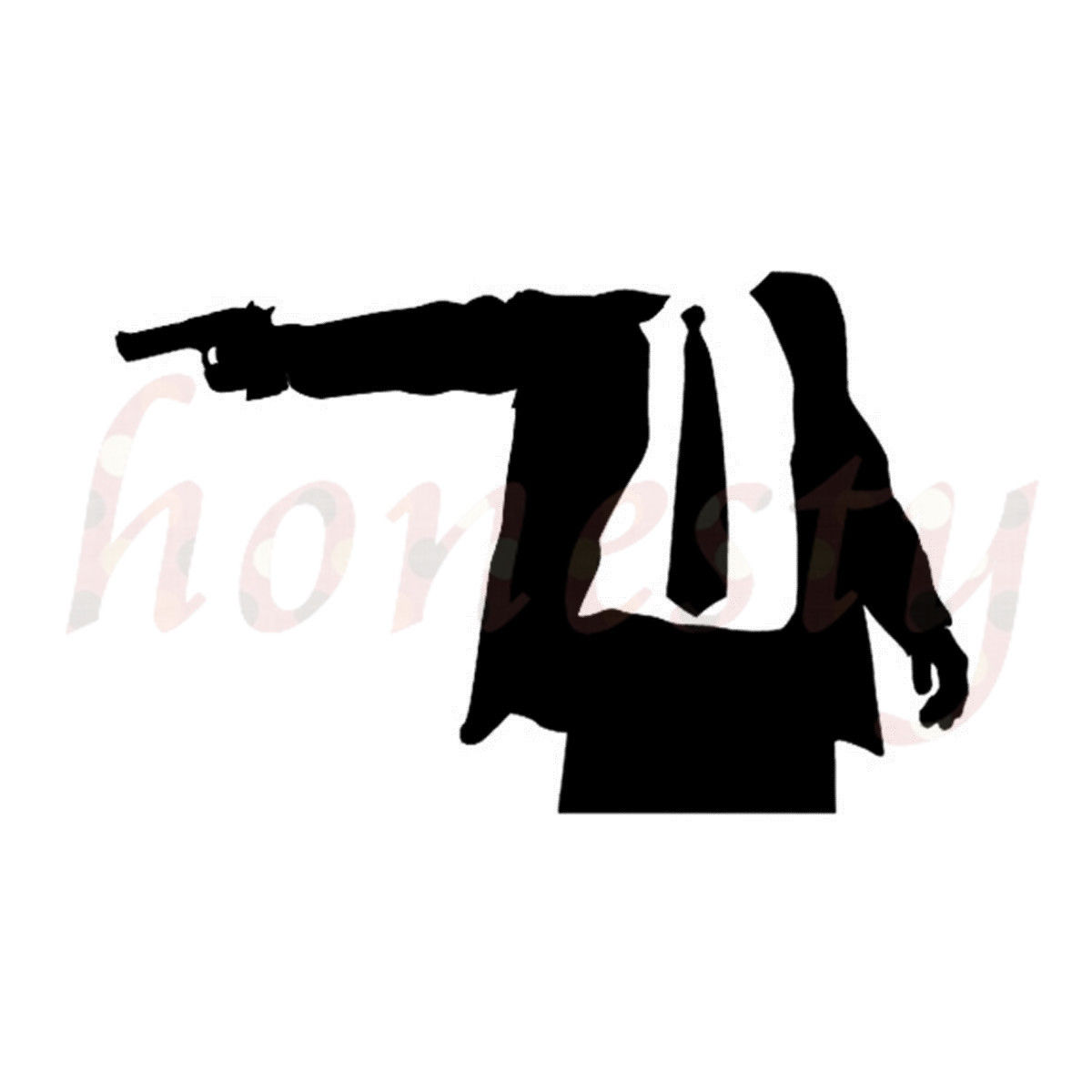 Cold Triad Gangster Suit Hitman Funny Car Sticker Truck Window Laptop Wall Decal Funny Car Car Stickerfunny Car Stickers Aliexpress