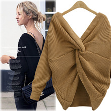 Modis Sweater Women Sweters Invierno 2019 Chompas Para Mujer Winter Clothes Tricot Cardigan Pull Streetwear