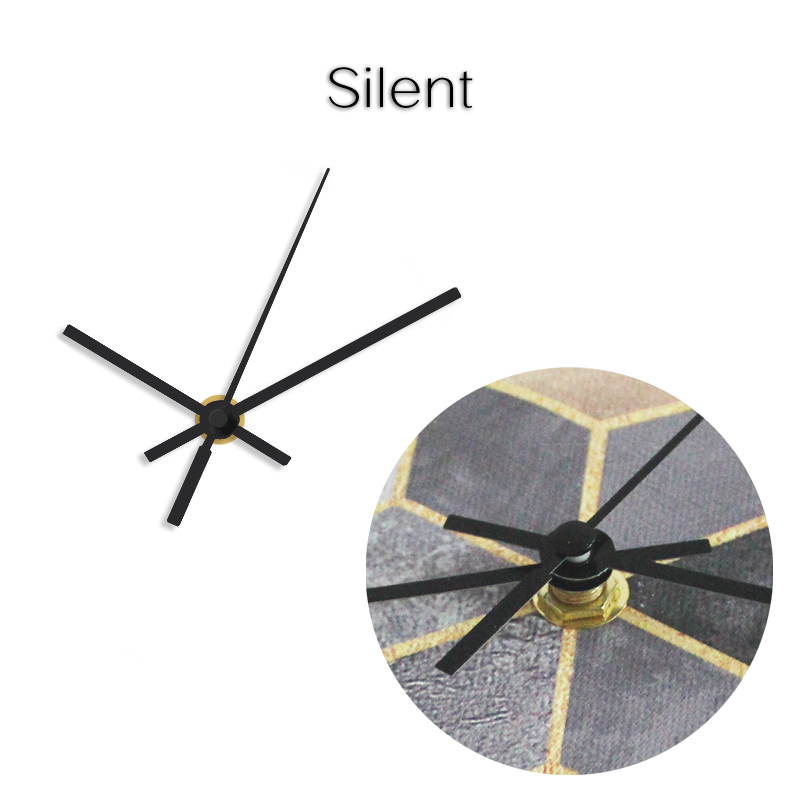 Chic Art Wall Clock Rabbit For Kids Room Wall Decor, Table Decorative Mute Quartz Clocks Nordic Saat Nursery Home Decoration