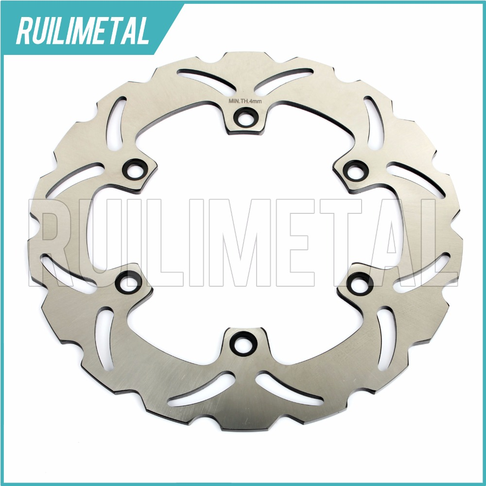 Rear Brake Disc Rotor for HONDA CB 1284 SF 1300 SF SuperFour FW F X-4 1997 1998 1999 2000 2001 2002 2003 97 98 99 00 01 02 03 hot sales for honda vtr1000f 97 05 1997 1999 2000 2001 2002 2003 2004 2005 vtr1000 f vtr 1000 f 1000f full red fairings