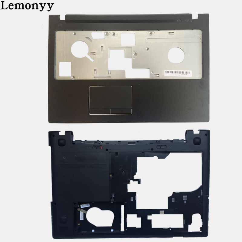 NEW Case Cover For LENOVO S510P Palmrest Cover 6M.4L2CS.002 90203887/Laptop Bottom Base Case Cover Black 604L201.002 90203855