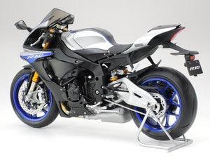 Image 2 - 1/12 skala Motorrad Montage Modell Gebäude Kits YAMAHA YZF R1M Tamiya 14133 Motorrad DIY Sammlung