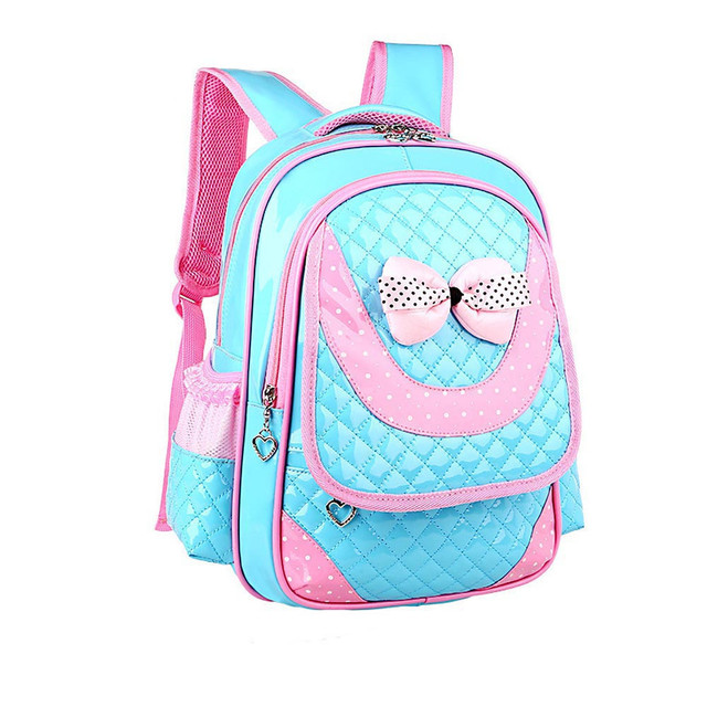 2015 New Fashion Girl Children Backpacks Bags Kids Girls Schoolbag ...