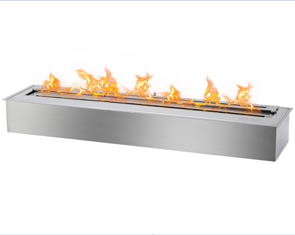 On Sale 36 Inch Bio Fireplace Ethanol Burner Stainless Steel