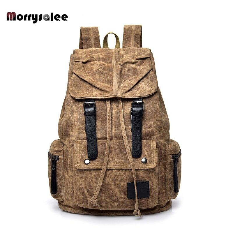 Crossbody Canvas Backpack Women Leisure Travel Bag Mens Backpack 2018 New Fashion Mens Bag Crossbody Canvas Backpack Women Leisure Travel Bag Mens Backpack 2018 New Fashion Mens Bag
