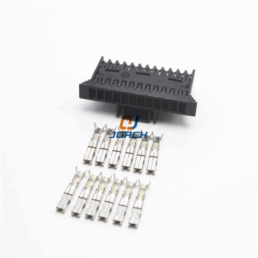 [QNCB_7524]  5 sets 12 pin FCI wire harness connector delphi plastic housing plug  211PC122S0017| | - AliExpress | 12 Pin Wiring Harness Connectors Plug |  | www.aliexpress.com