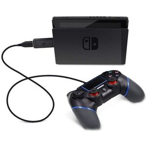 Image 4 - JYS Wireless Controller Adapter   Converter allows for use of PS3/PS4/XBOX Controllers with Nintendo Switch or PC
