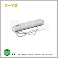 Window 3m Motorized wireless motorized curtains,home automation electric curtain motor with CE