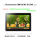 2.5D Miix 310 Glass Screen Protector For Lenovo Miix 310 10.1'' Tempered glass screen Protect Film