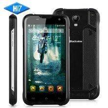 НОВЫЙ Оригинальный Blackview BV5000 Мобильного Телефона MTK6735 Quad Core Android 2 ГБ RAM 16 ГБ ROM 8MP Водонепроницаемый 5 «HD IPS Смартфон 4 Г LTE