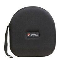 Voor V-MOTA ANC سماعة حقيبة ل ATH M20X M40X M50X M70X ل MDR-XB900 MDR-XB910 MDR-XB920 تحمل حالة مربع أكياس الصعبة