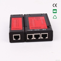Free shipping, Noyafa NF 468PT POE Lan tester Telephone tester wiremap for network telephone Cables with CE/RoHS/REACH