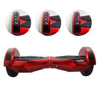3 Colors 8 Inches Hoverboard Two Wheels Balance Scooter Bluetooth Electric Skateboard With Marquee For Outdoor