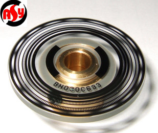 BN030C693 Encoder glass disk ( Used in OBA17 encoder ) 033 0512 8 encoder disk encoder glass disk used in mfe0020b8se encoder