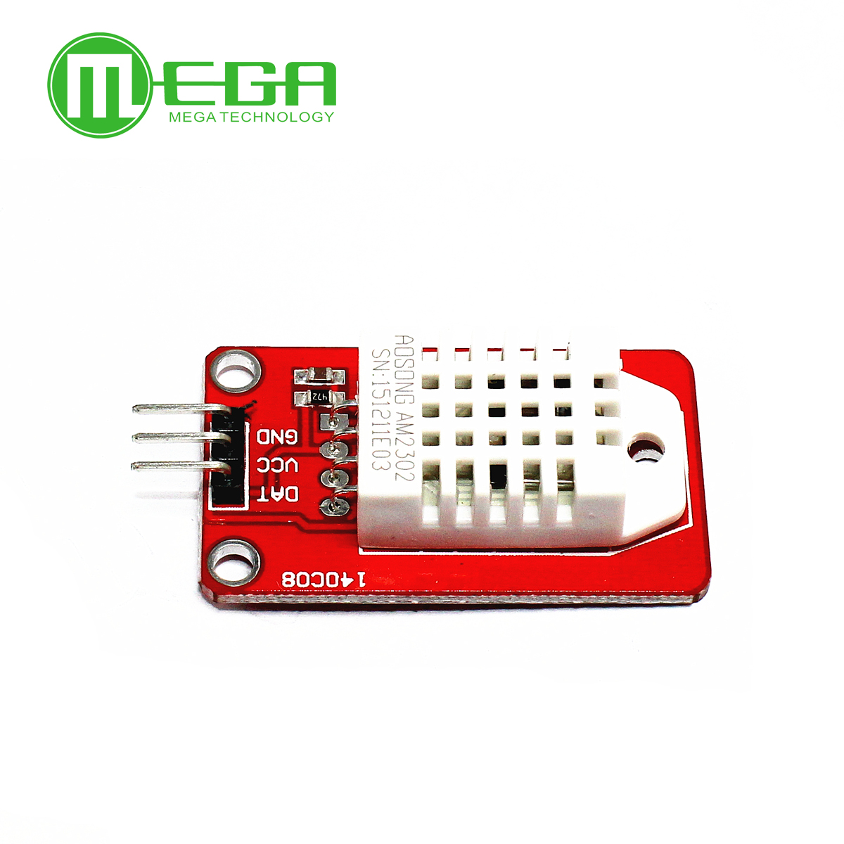 Hohe Präzision AM2302 DHT22 Digitale Temperatur Feuchtigkeit Sensor Modul Für Uno R3