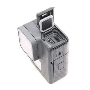Image 5 - צד דלת החלפת USB C יציאת צד כיסוי עבור GoPro Hero 5/6 אביזרים