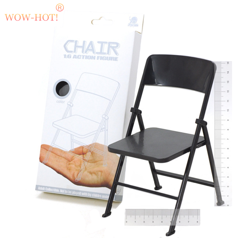 WOWHOT Folding Chair for Blythe Dolls and 1/6 BJD Doll,Plastic Doll Chair Fashion Doll Accessories Dollhouse Furnitures Toys wowhot 1 4 bjd sd doll wigs for dolls high temperature wires short straight bangs fashion wig 1 6 1 3 for dolls accessories toy