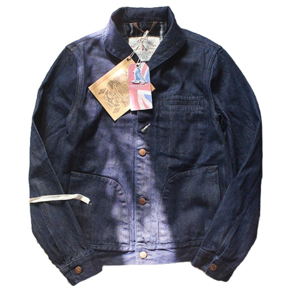 2018 Spring Streetwear Moto Jackets Men Vintage Cargo Short Denim Jacket Chaquetas Hombre Jaqueta Masculina Mens Clothing